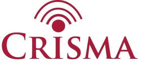 CRISMA_EU_PROJECT_FP7_2012- 2015